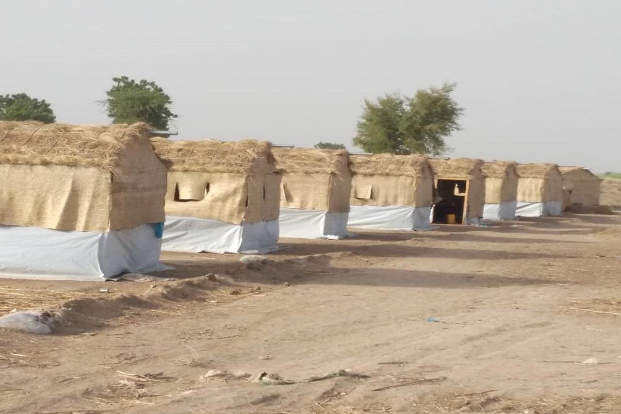 توريد وتركيب 756 مأوى بالكشل التهامي للنازحين في مديرية زبيد - محافظة الحديدة